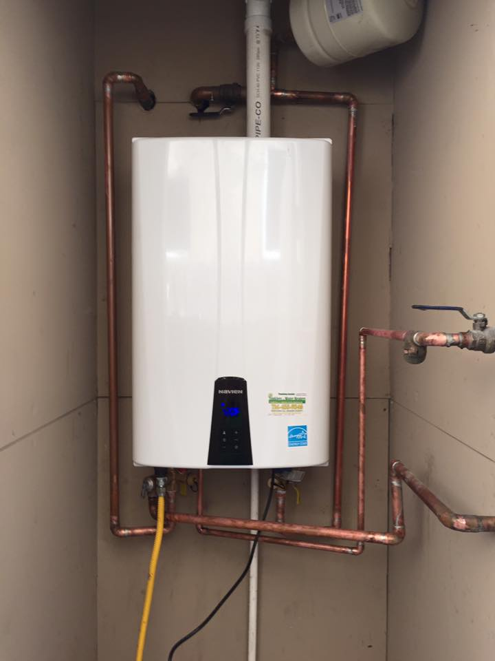 tankless water heaters repair, installation, repair service orange