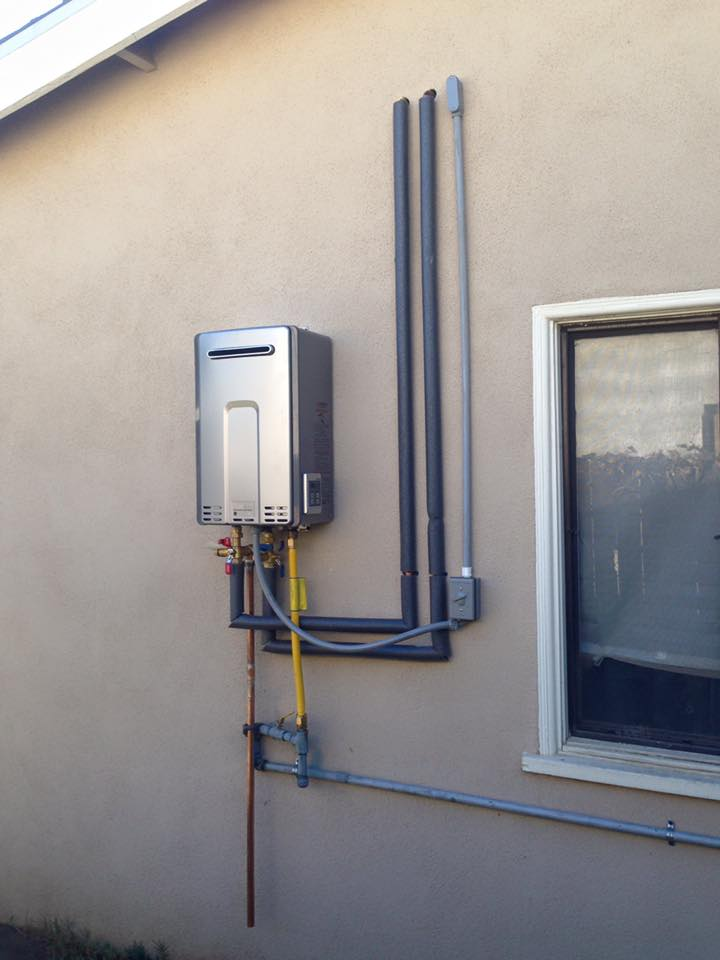 Tankless Water Heaters Repair Installation Repair